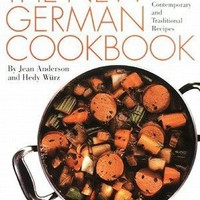 BARNES & NOBLE | New German Cookbook: More Than 230 Contemporary and Traditional Recipes by Jean Anderson, HarperCollins Publishers | Hardcover