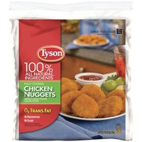 Tyson Chicken Nuggets, 64 oz - Walmart.com