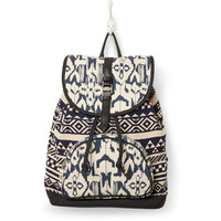 TOMS Indigo Ikat Traveler Backpack
