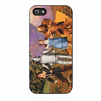 wizard of oz dororthy and gang cases for iphone se 5 5s 5c 4 4s 6 6s plus