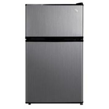 99763 3.1 cu. ft. Compact Refrigerator - Stainless - Sears
