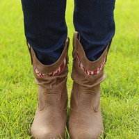 Walking The Path Ankle Boots