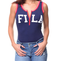 Cheska Bodysuit by Fila