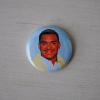 Carlton Banks Button