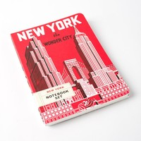 New York Notebook (Set of 2) by Cavallini & Co.