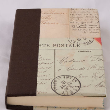 Vintage inspired Travel journal by LuciaGphotoandesigns on Etsy