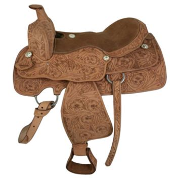 Arabian Parade Trail Barrel Racer Western Saddle