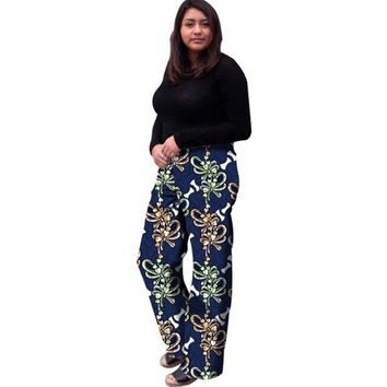 Musu Ankara Dress Slacks
