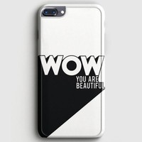 Wow iPhone 8 Plus Case