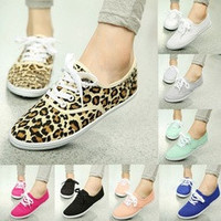 Women Shoes Fashion Sneakers Candy Color Flat Lazy Canvas Casual Shoes Woman Sneakers [7898953543]
