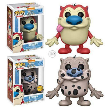Home >> Funko >> Ren and Stimpy >> Pop! Vinyl Figures Ren and Stimpy Cartoon Stimpy Pop! Vinyl Figure