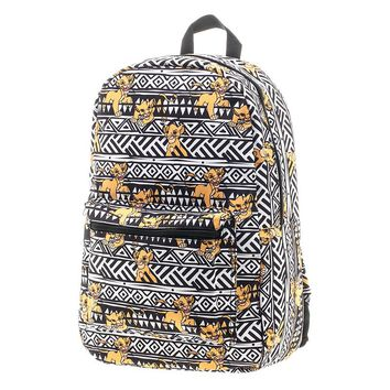 Disney's The Lion King Simba Backpack (White)
