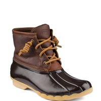 SperryWaterproof Cold Weather Lace Up Boots - Saltwater