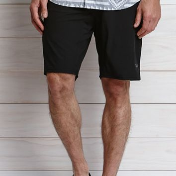RVCA Staff II Boardshorts - Mens Board Shorts - Black
