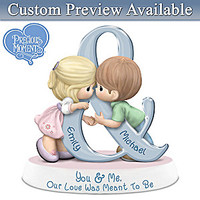 Precious Moments Personalized Couples Figurine