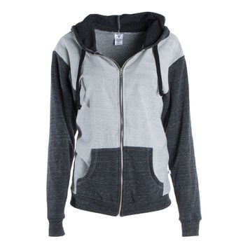Sterling - Men's Unisex French Terry Zip Hoodie