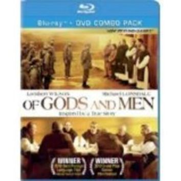 Of Gods and Men, blu-ray/dvd combo pack