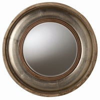 Arteriors Home Kathleen Light Wood/Silver Foil Mirror - Arteriors Home 6514