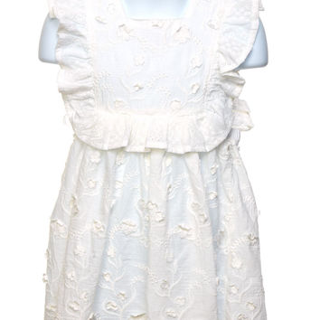 Lace Smock Baby Dress