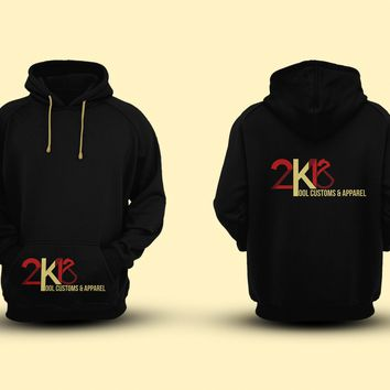 2K18 Kool Customs & Apparel Hoodies Sweaters New Year Brings Out The Best