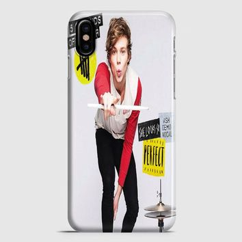 Ashton Irwin Nutella iPhone X Case | casescraft