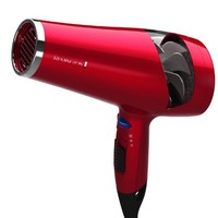 Remington D3710 Ceramic Fast Finish Dual Fan Turbo Hair Dryer, 1875 Watts