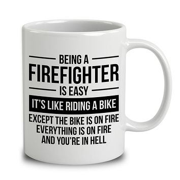 Being A Firefighter