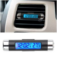 Backlight Car Thermometer