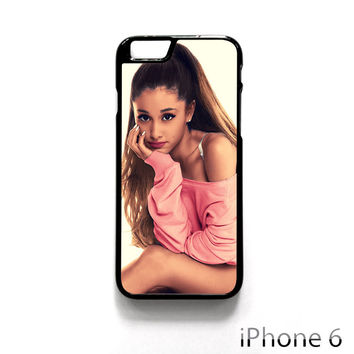 Ariana Grande One Last Time Videoclip for Iphone 4/4S Iphone 5/5S/5C Iphone 6/6S/6S Plus/6 Plus Phone case