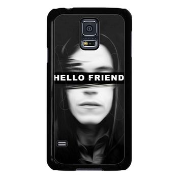 Mr Robot Hello Friends Samsung Galaxy S5 Case