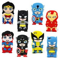 iphone 3D superhero cases batman - Google Search