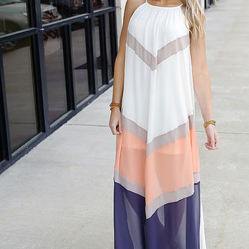 Till It's Gone Maxi Dress - Piace Boutique