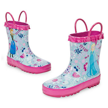 Frozen Rain Boots for Girls