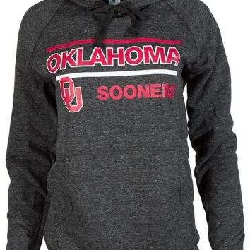 Official NCAA University Of Oklahoma Sooners Women's Buttersoft Hoodie