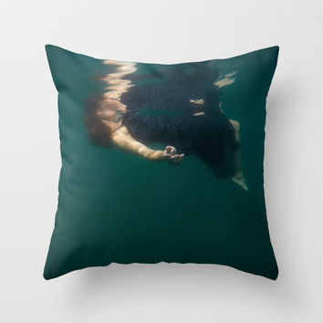 Connect Throw Pillow by Nicklas Gustafsson