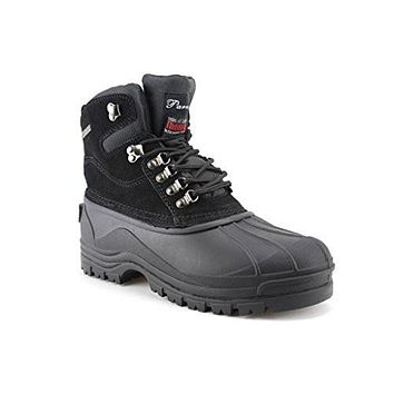 New Men's Heavy Thermo Performance Insulated Winter Snow Boots