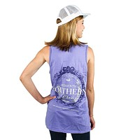 Southern Class Tank in Lilac by Southern Marsh - FINAL SALE