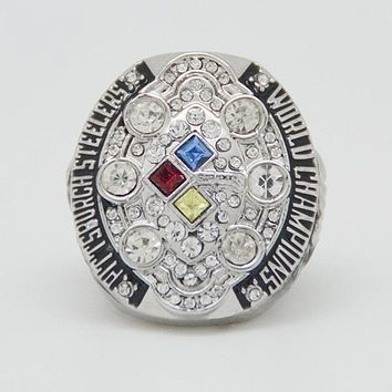 2008 Super Bowl Replica Pittsburgh Steelers Championship Ring
