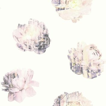 York RY2761 Risky Business 2 Double Exposure Removable Wallpaper