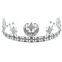 The Moon Goddess Crown