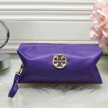 DCCKOB6D Tory Burch Women Fashion Leather Zipper Wallet Purse