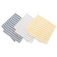 Eva Organic Cotton Dinner Napkin - (S/4)