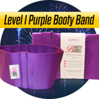 Level 1 Booty Band™ + Workout Member Videos + Small Waist Diet Plan.
