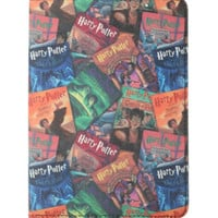 Harry Potter Book Covers Tablet Cover