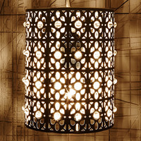 Rococo Pendant Light - Urban Outfitters