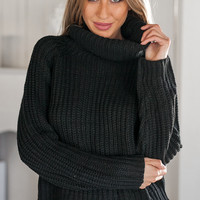 Unravel Me Knit (black)
