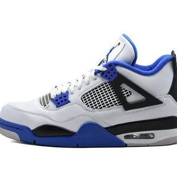 Air Jordan 4 Retro Motorsports - Beauty Ticks