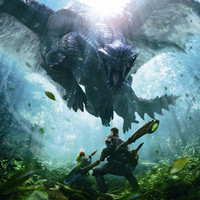 Monster Hunter 4 Ultimate Gore Magala video game poster 18x24