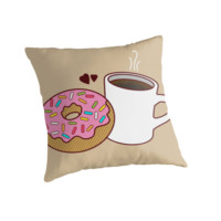 Coffee and Donut Forever by TinyBee