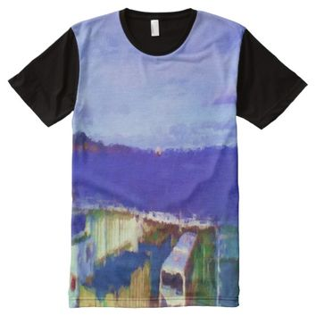 ferry view All-Over-Print T-Shirt
